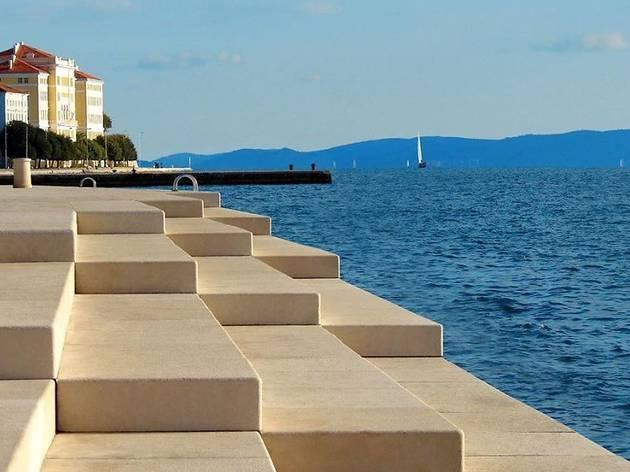 Zadar Sea Organs