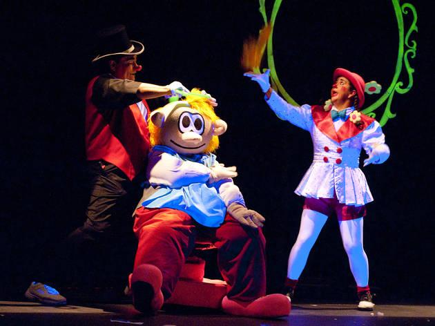 La Trouppe celebra el Día del Niño con un show online