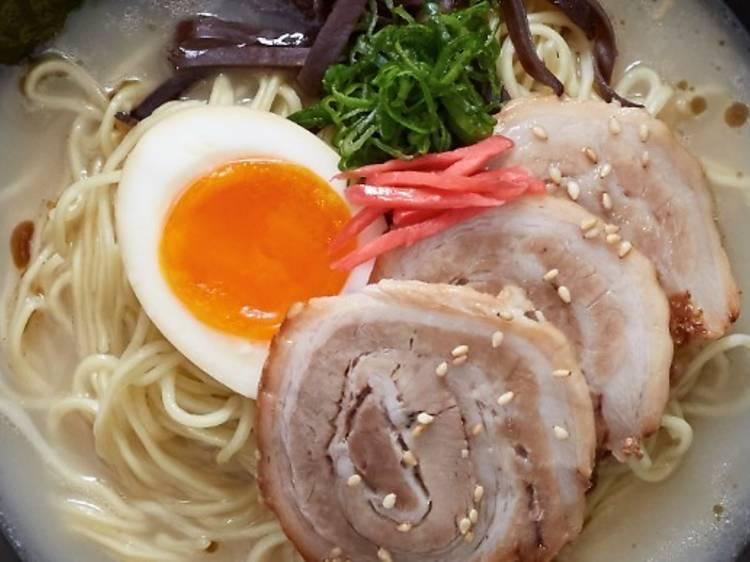 Shoryu's flavour-packed nitamago ramen eggs
