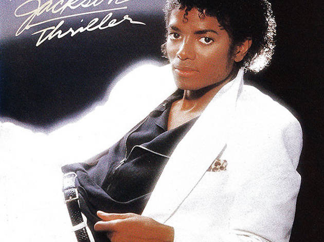 Thriller album, Michael Jackson