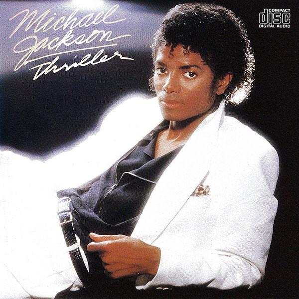 Thriller album, Michael Jackson