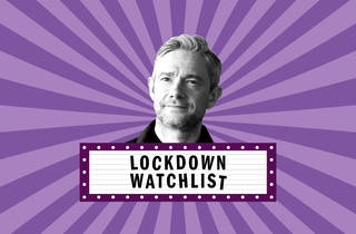 Lockdown watchlist: Martin Freeman shares what he'll be streaming while stuck indoors