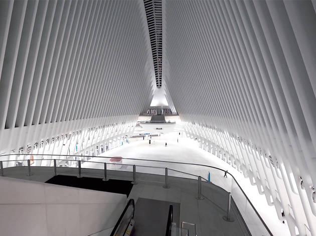 Empty New York City, The Oculus, NYC