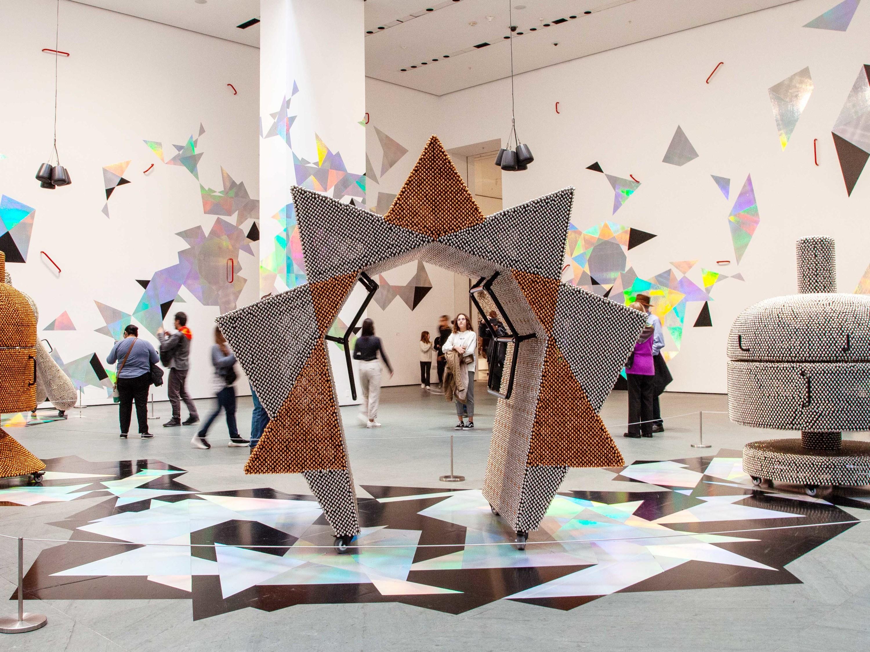 MoMA, New York City, NYC, Artwork, Installation