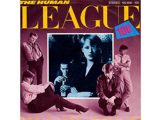 Don't you Want Me, The Human League