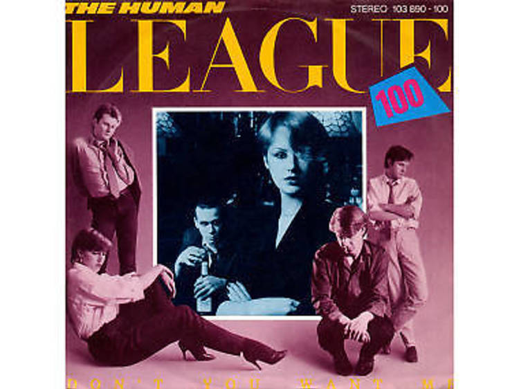 'Don't you want me', The Human League