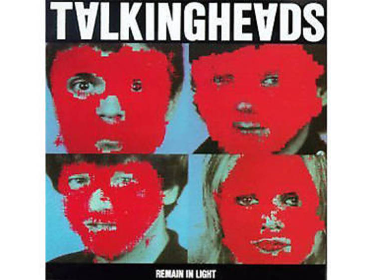 'Once in a lifetime', Talking Heads