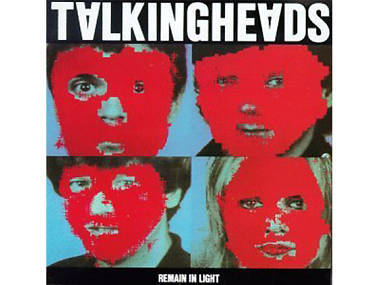 Once in a Lifetime, Talking Heads