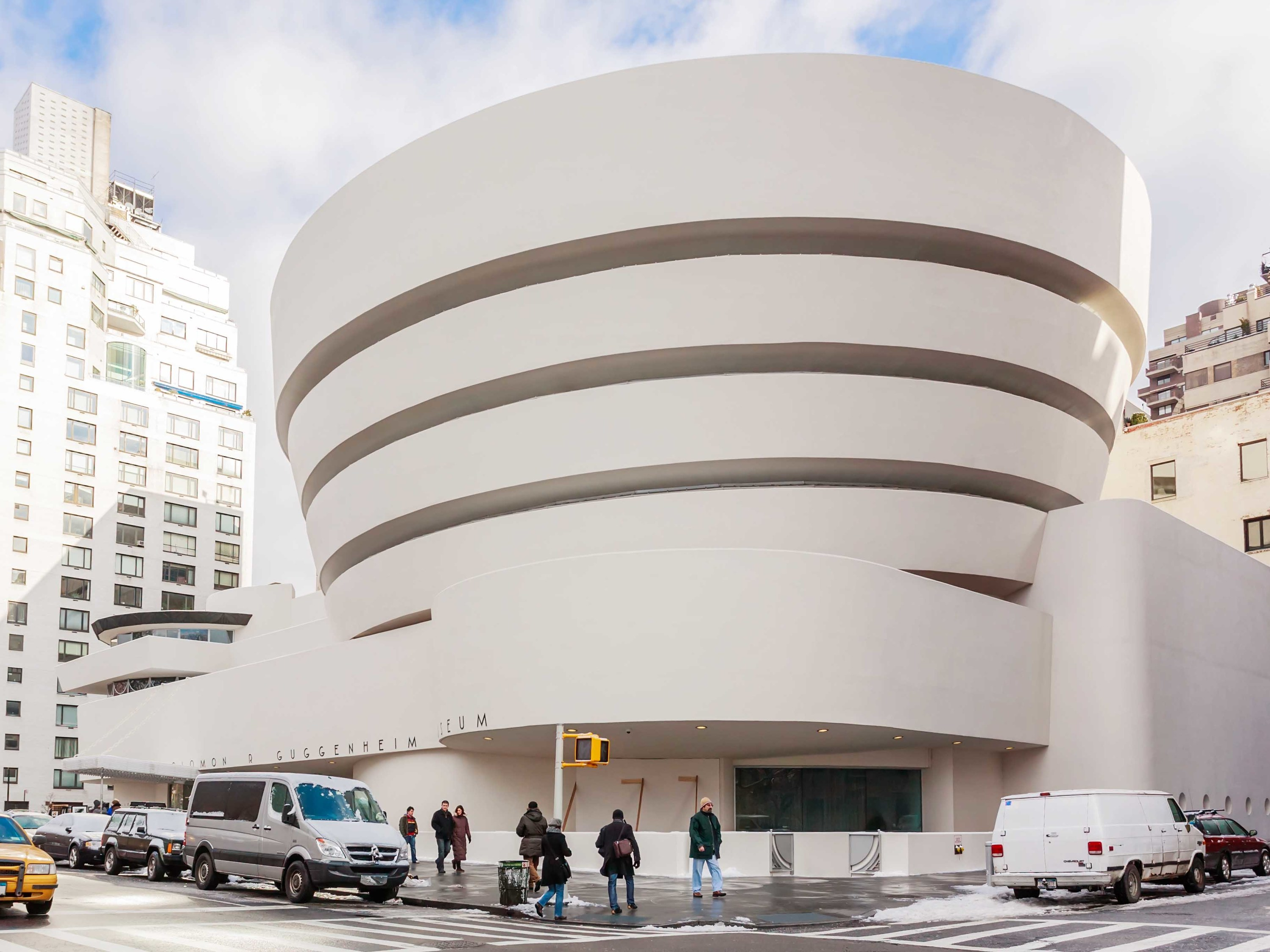 Solomon R. Guggenheim, New York City, NYC, museum