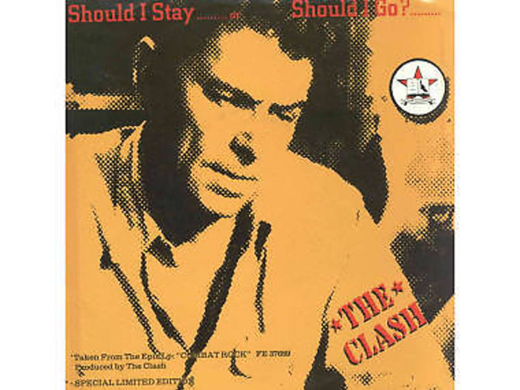 'Should I stay or should I go', The Clash