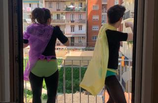 'Barcelona als balcons'