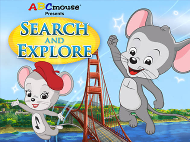 ABC Mouse Search Explore