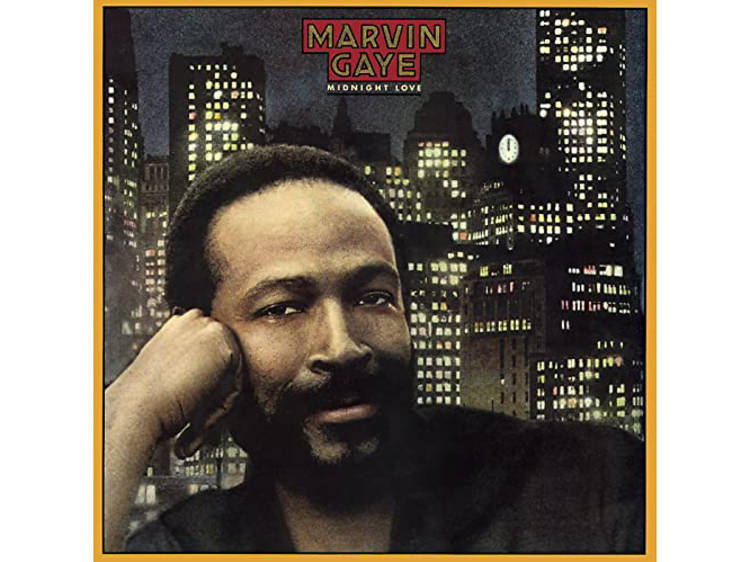 """""""Sexual Healing"""" by Marvin Gaye"""