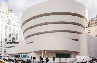 Solomon R. Guggenheim Museum, Vincent Van Gogh, Pablo Picasso, Vassily Kandinsky, Gustav Klimt, Egon Schiele, Edvard Munch