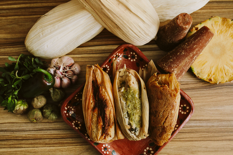 tamales veganos de palipali