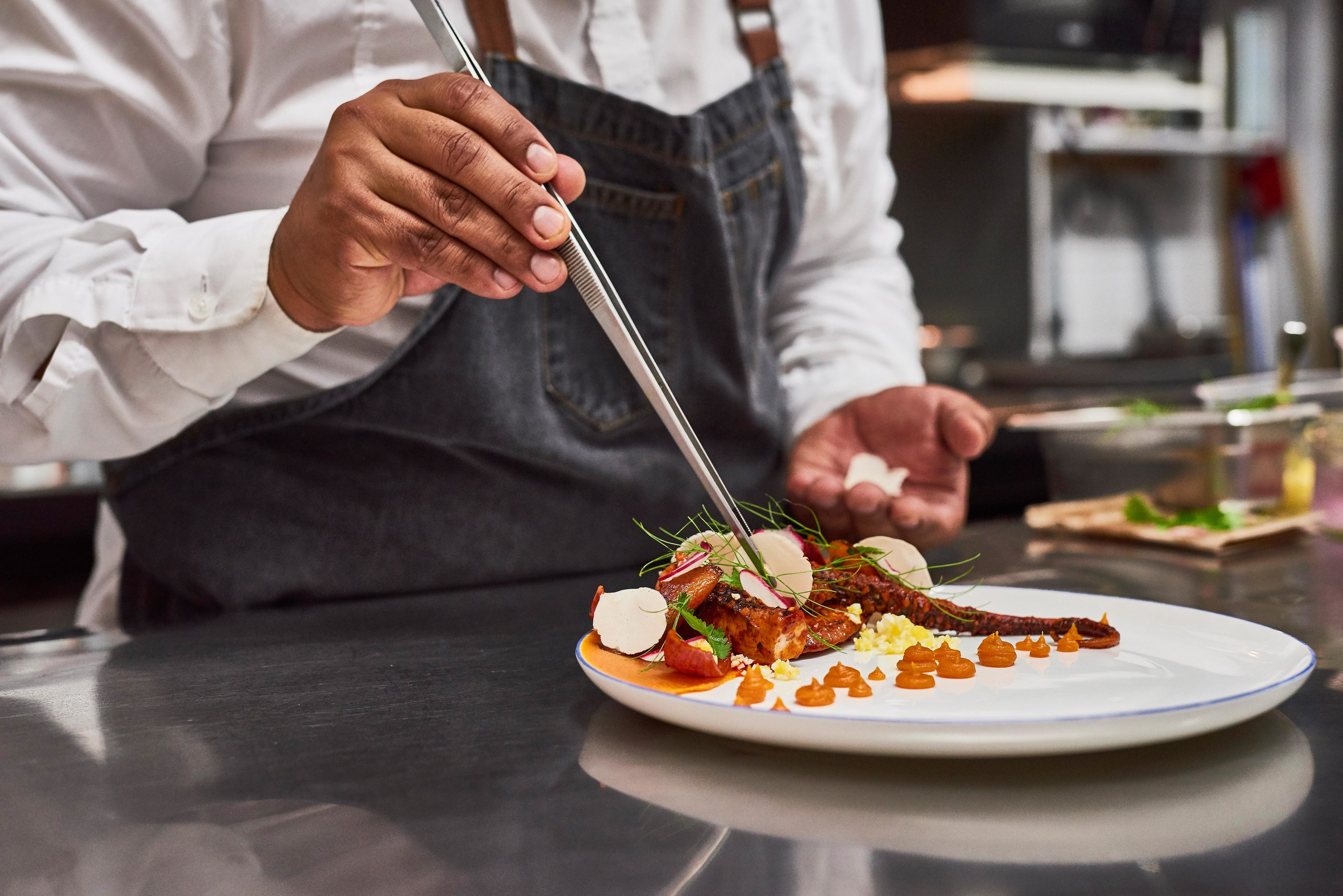 A $1 million fund for unemployed restaurant and hospitality workers