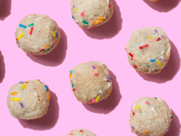 Milk Bar's birthday cake truffles