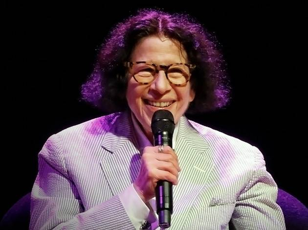 Fran Lebowitz at All About Women 2018
