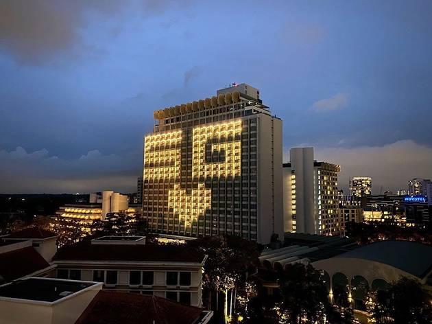 Photograph: Shangri-La Hotel Singapore