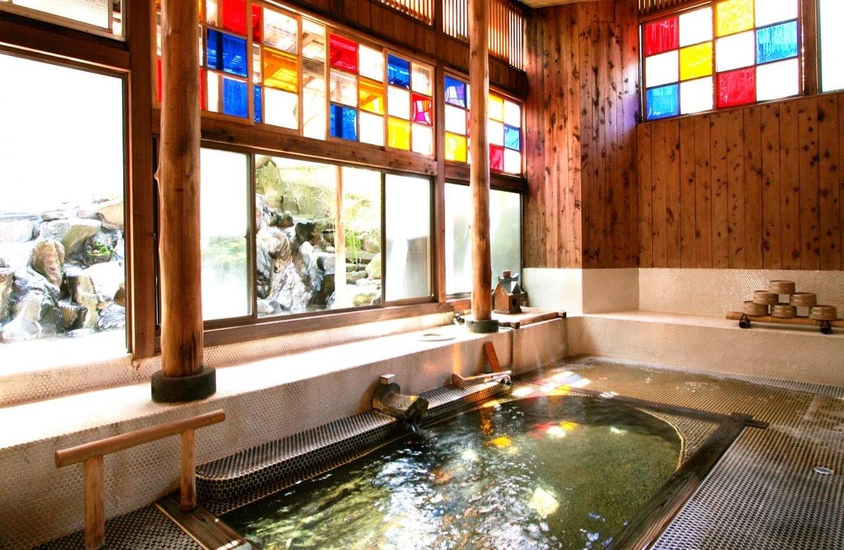 野沢温泉 村のホテル住吉屋