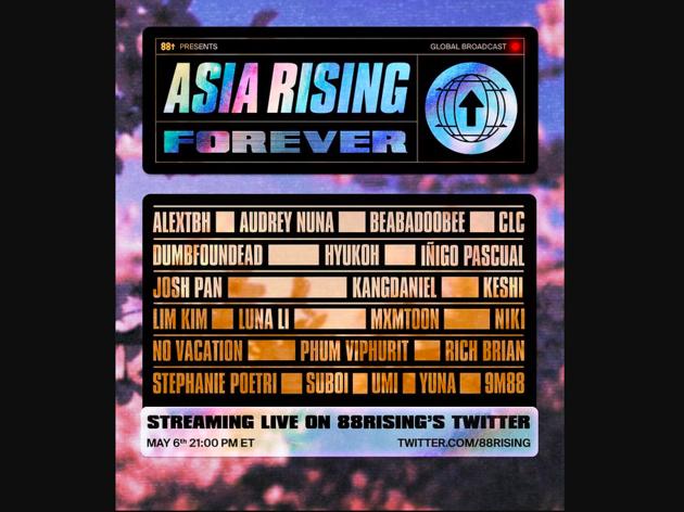Asia Rising Forever