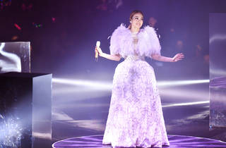 Joey Yung in Richard Quinn