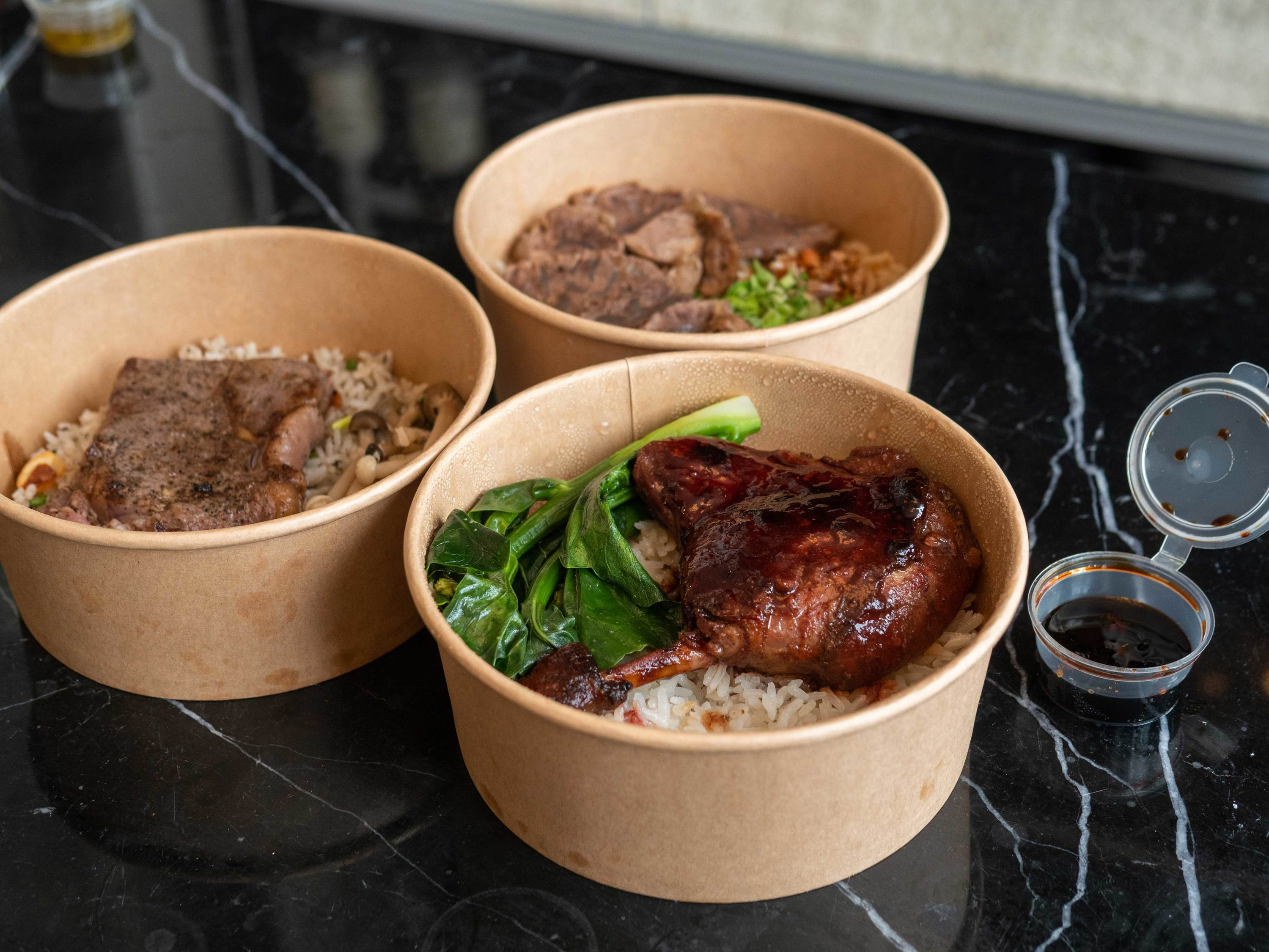 Sanam Pao rooftop restaurant launches meaty rice bowl created by Top Chef Thailand finalist