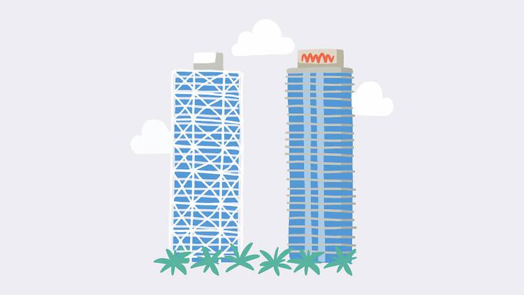 Busca el teu horòscop i descobreix quin edifici de Barcelona et representa - Bessons