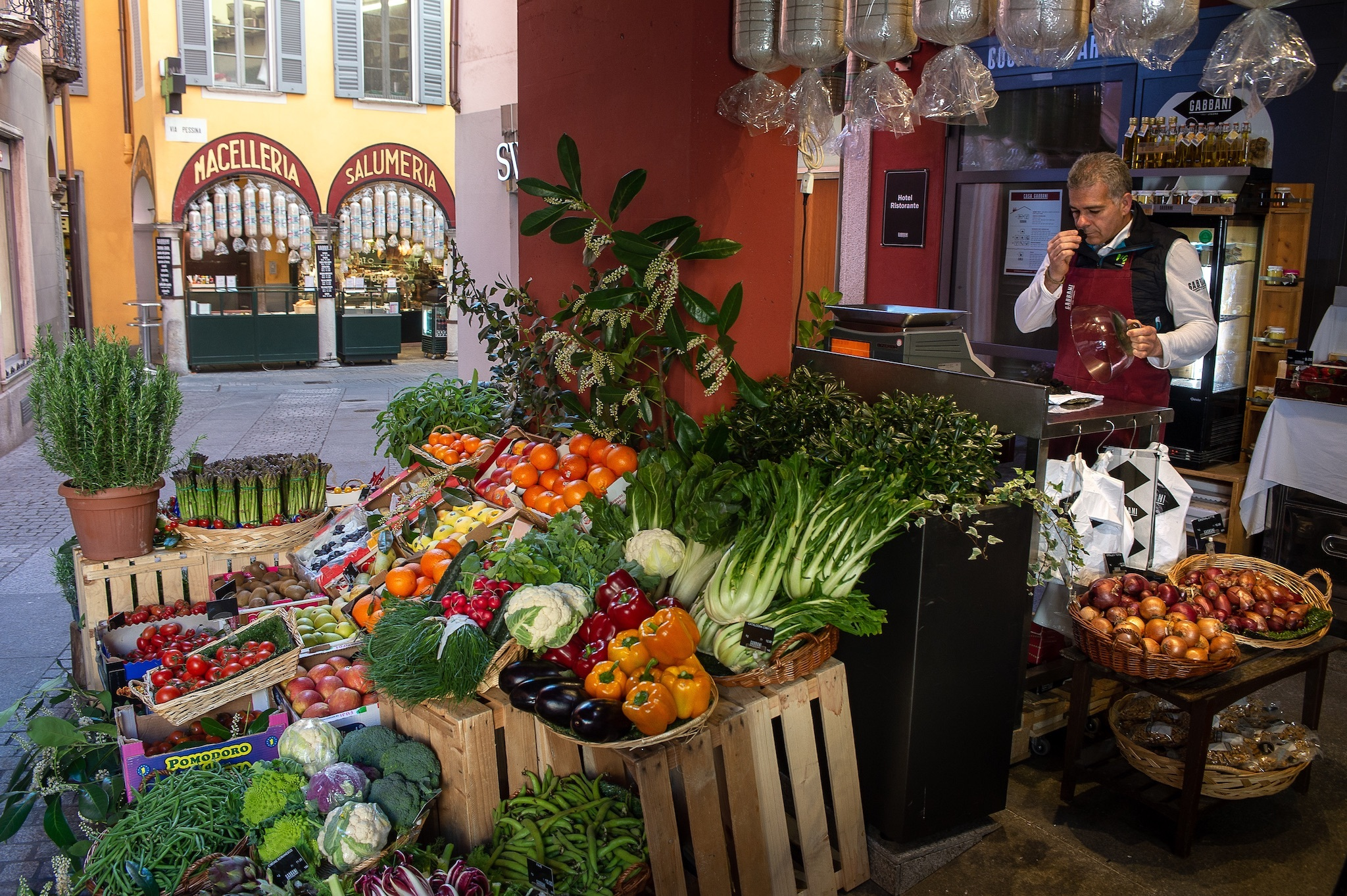 Traditional products to try for a taste of Ticino