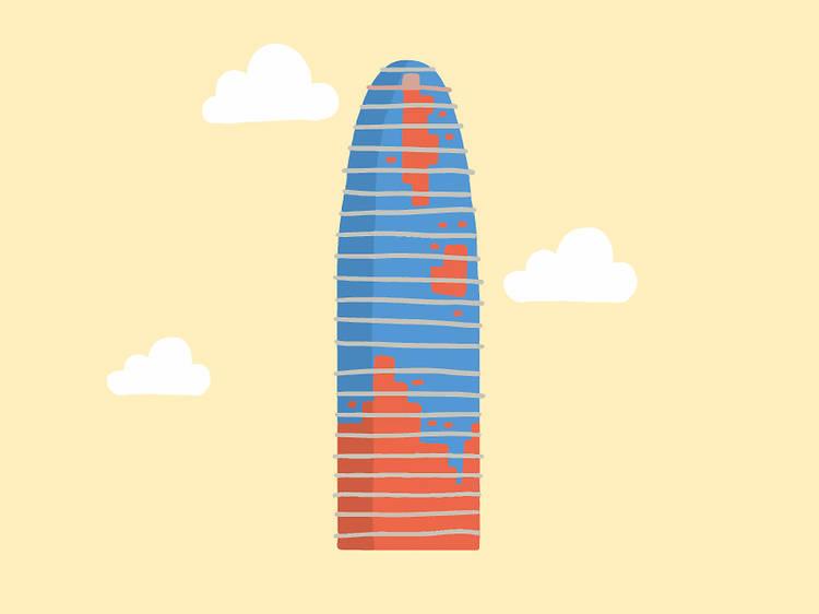 Libra: Torre Glòries