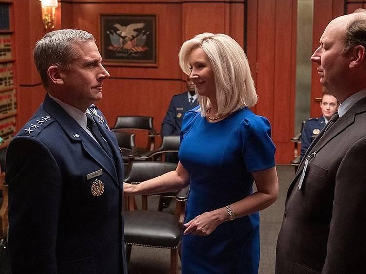 'Space Force', Temporada 1