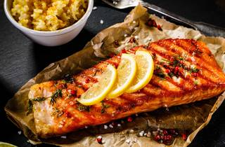 salmon, recipe, cooking, fish, dinner
