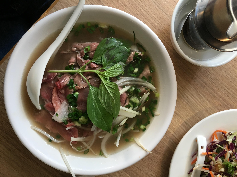 Bun Cha Vietnamese