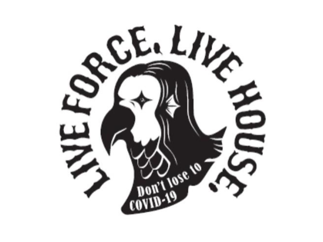 LIVE FORCE, LIVE HOUSE.