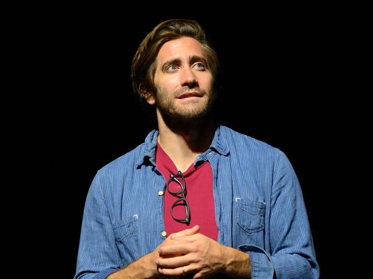 """Jake Gyllenhaal sings """"Across the Way"""""""