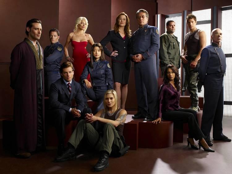 Battlestar Galactica. Cuatro primeras temporadas