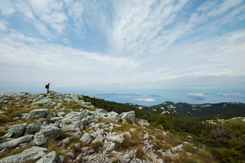 Velebit mountain, Croatia, Zavizan