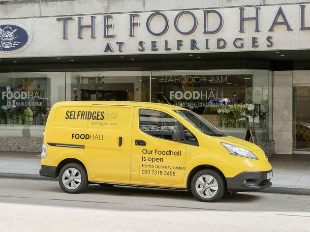 Selfridges London Foodhall