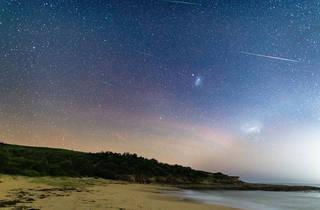 Eta Aquariids meteor shower