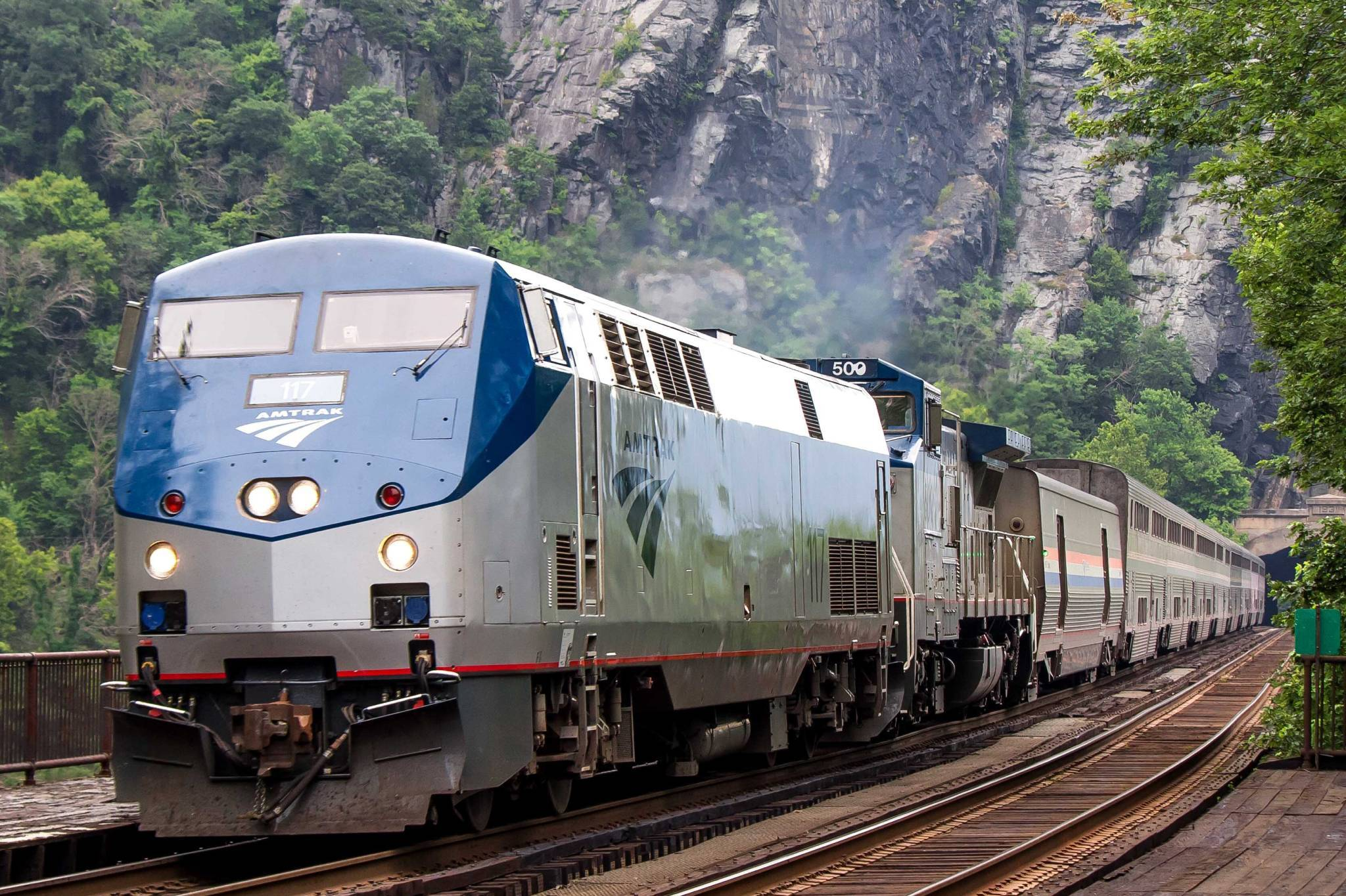 Here is what Amtrak rides might look like post-pandemic