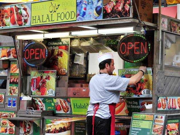These Halal Carts Are Giving Away Free Meals For Ramadan