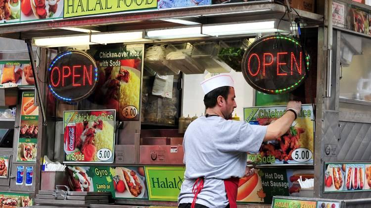bodega, nyc, street food