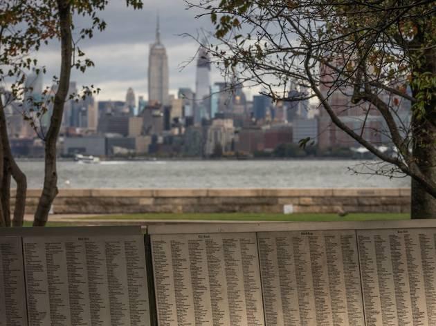 Wall of Honor Ellis Island