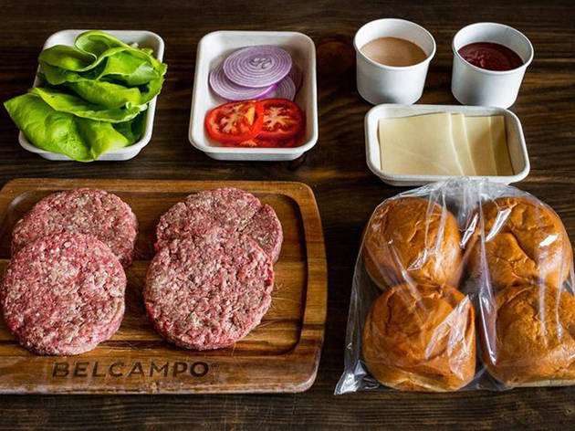Here's where to order burger kits and grilling essentials in L.A.