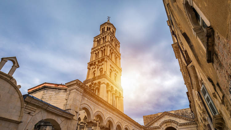 Just in time for summer, Split's St. Domnius Cathedral will get its old bells back