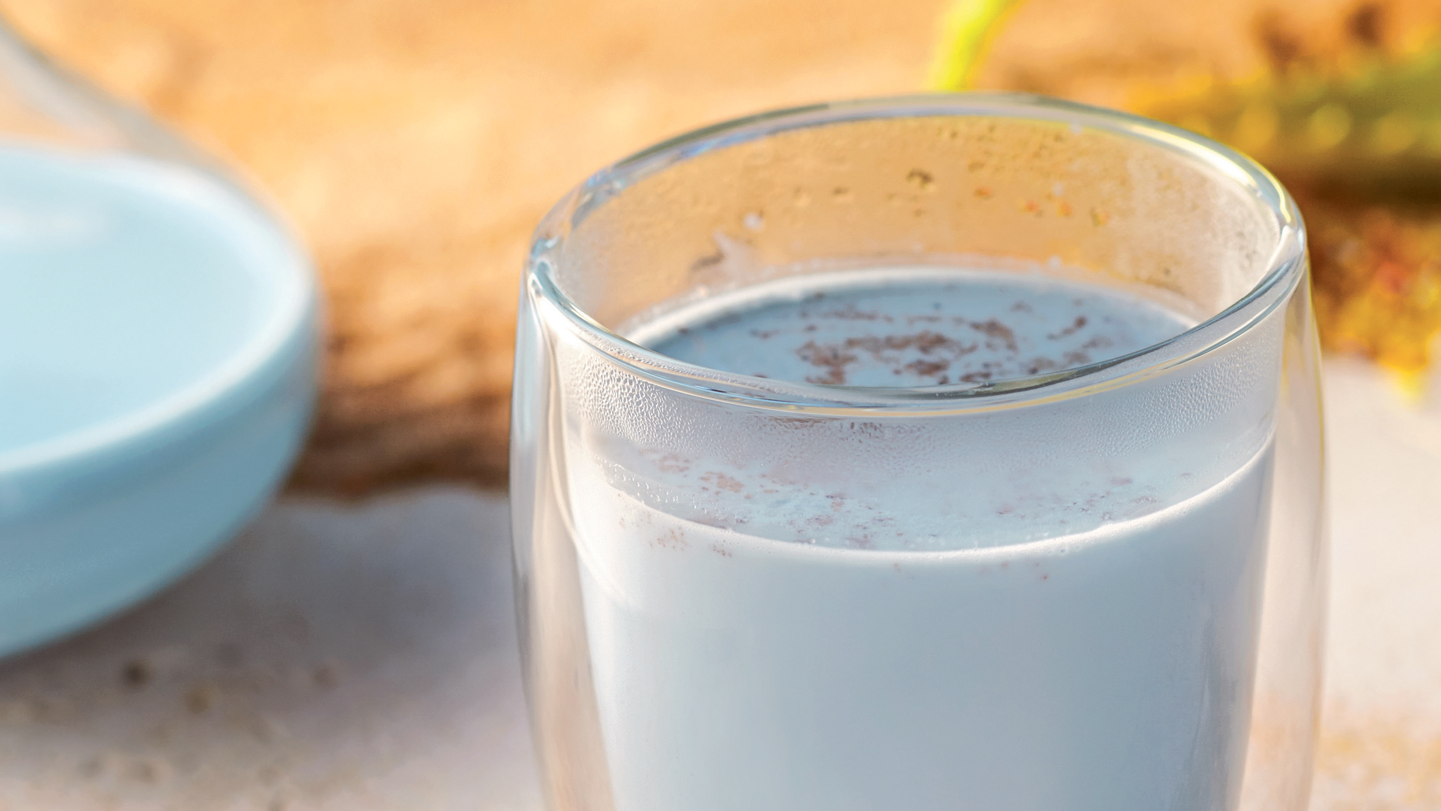 Galaxy's Edge blue milk chai recipe Disneyland