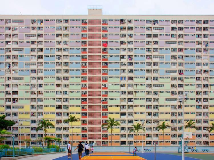 Hong Kong's most photogenic housing estates