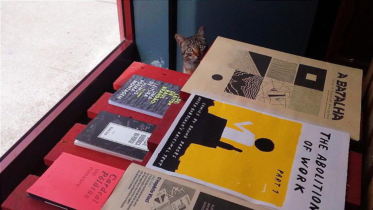Gato Vadio Livraria