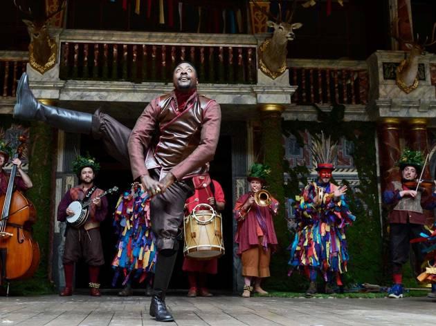 The Two Noble Kinsmen (Shakespeare's Globe)