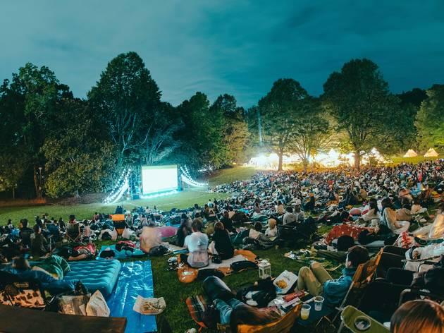 夜空と交差する森の映画祭2020